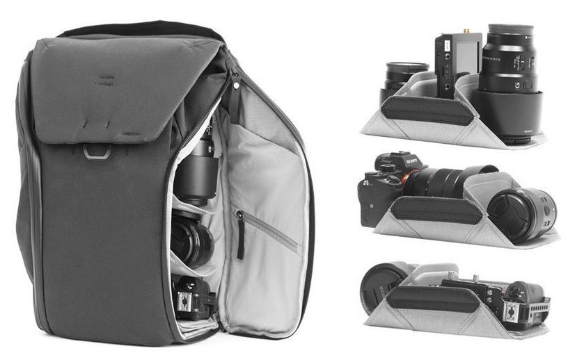 Peak Design mugursoma Everyday Backpack V2 20L Black
