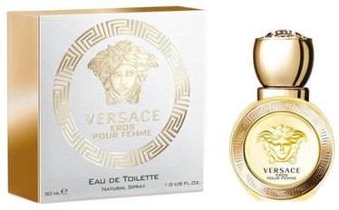 Tualetinis vanduo Versace Eros Pour Femme 30ml EDT