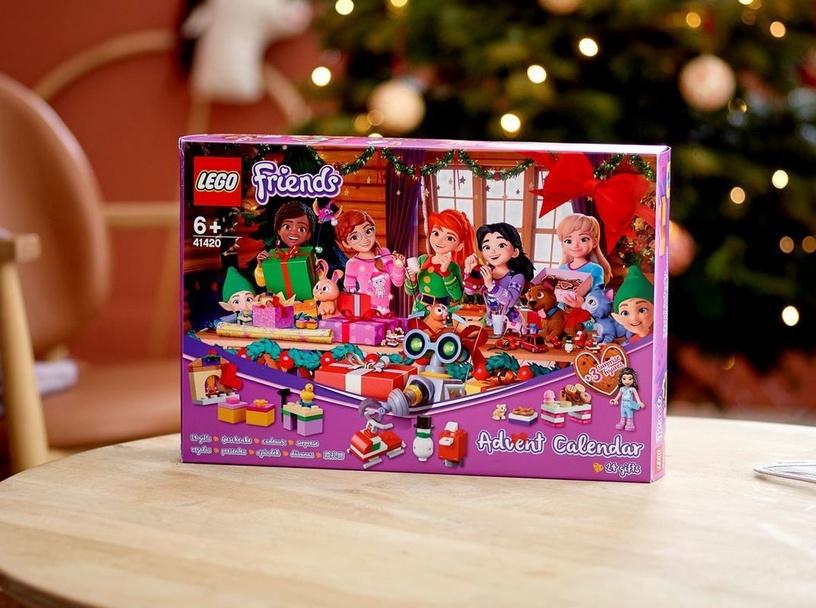 Конструктор LEGO® Friends 41420 Новогодний календарь