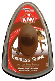 Kiwi Express Shine Instant Shine Sponge Brown