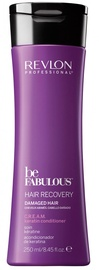 Plaukų kondicionierius Revlon Be Fabulous Hair Recovery C.R.E.A.M. Keratin Conditioner, 250 ml