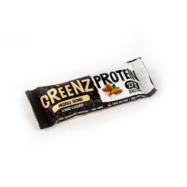 Migdolų skonio proteininis užkandis Greenz, 34 g