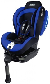Sparco Child Car Set F500i Isofix Blue