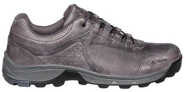 Vaude Men's TVL Comrus Leather Grey 45 1/2