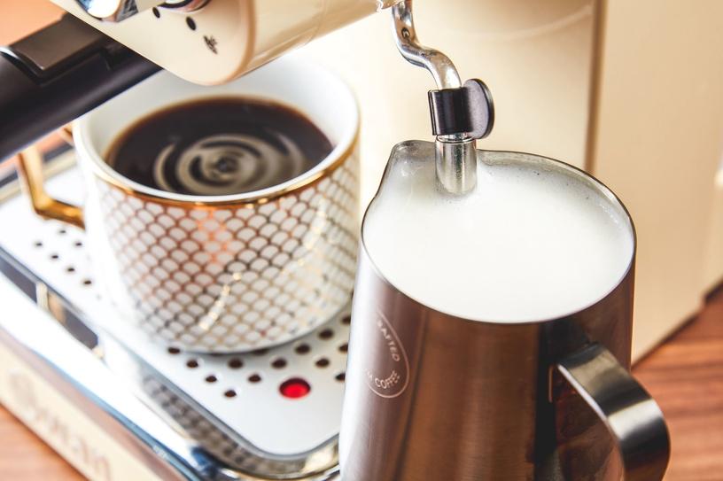 Swan Retro Pump Espresso Cream