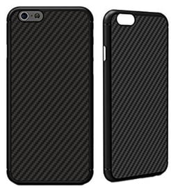 Mocco Carbon Premium Series Back Case For Samsung Galaxy Note 8 Black