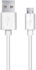 Esperanza Cable USB to USB-micro White 1.8m