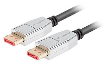 Lanberg CA-DPDP-20CU-0010-BK DisplayPort Cable Black