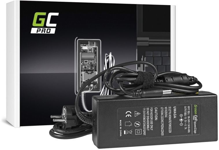 Green Cell PRO Adapter Dell Inspiron 19.5V 130W