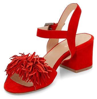 Lloyd Sandals 18-733-03 Poppy Red 39