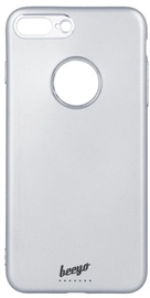 Beeyo Soft Back Case For Apple iPhone 6/6s Silver