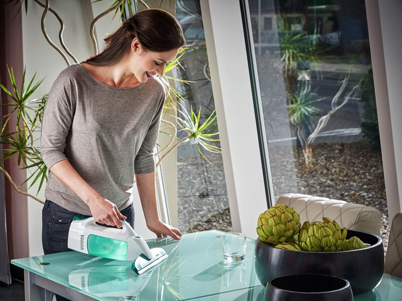 Leifheit Vacuum Window Cleaner Dry&Clean With Window Washer