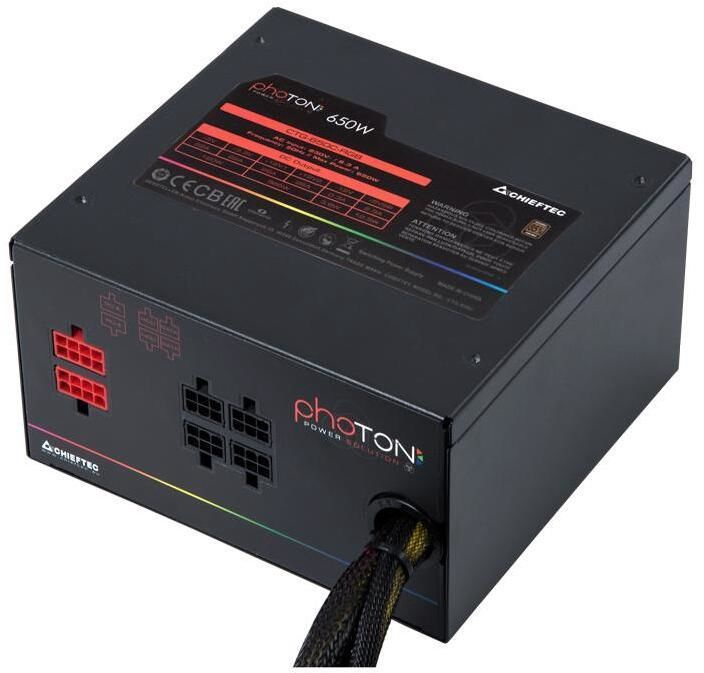 Chieftec Photon PSU 650W