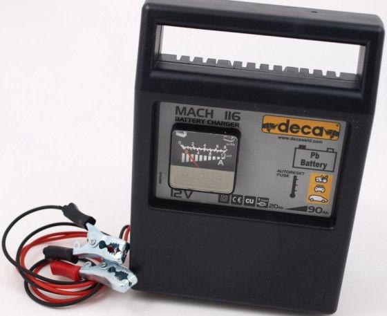 Зарядное устройство Deca Mach 116, 12 В, 4 а