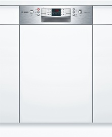 Įmontuojama indaplovė Bosch SPI46IS01E