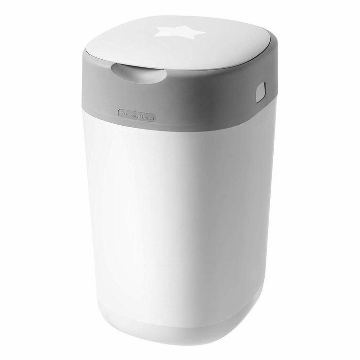 Tommee Tippee Twist & Click Tub With 4 Refills White