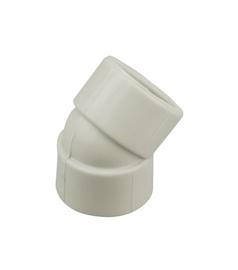 Vandentiekio alkūnė Sanitas, PPR, 40 mm