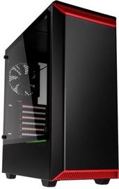 Phanteks Case Eclipse P300 Black/Red