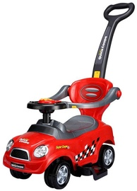 EcoToys Ride On Quick Coupe 3-In-1 Red