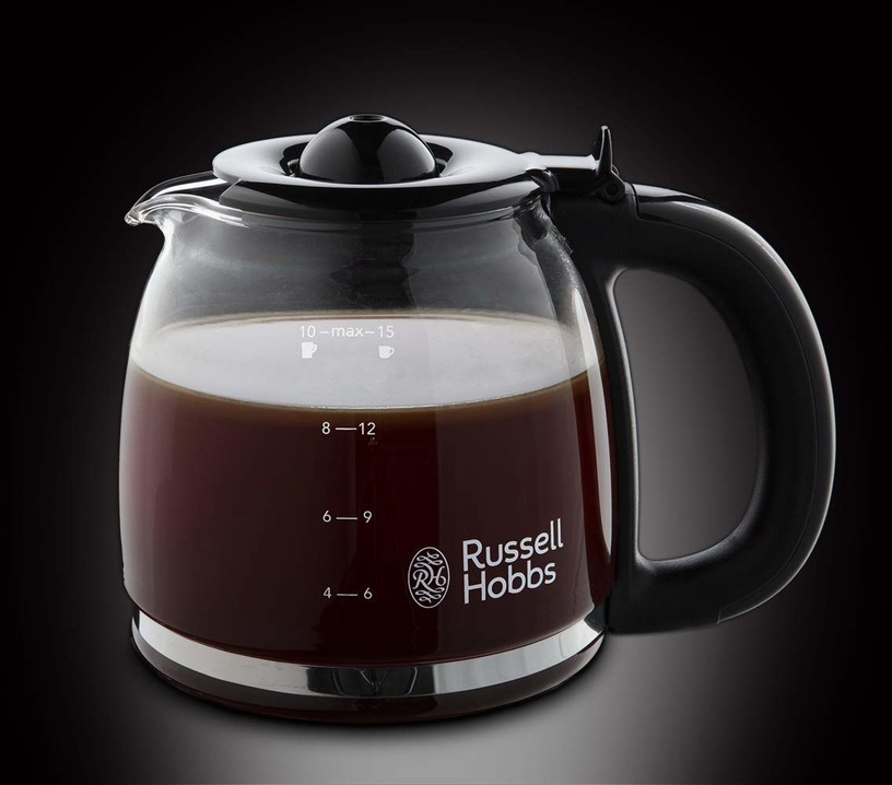 Kavos aparatas Russell Hobbs Coffee Maker Victory Silver 24030-56