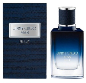 Tualetes ūdens Jimmy Choo Man Blue, 30 ml EDT