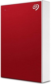 Seagate One Touch HDD 1TB Red