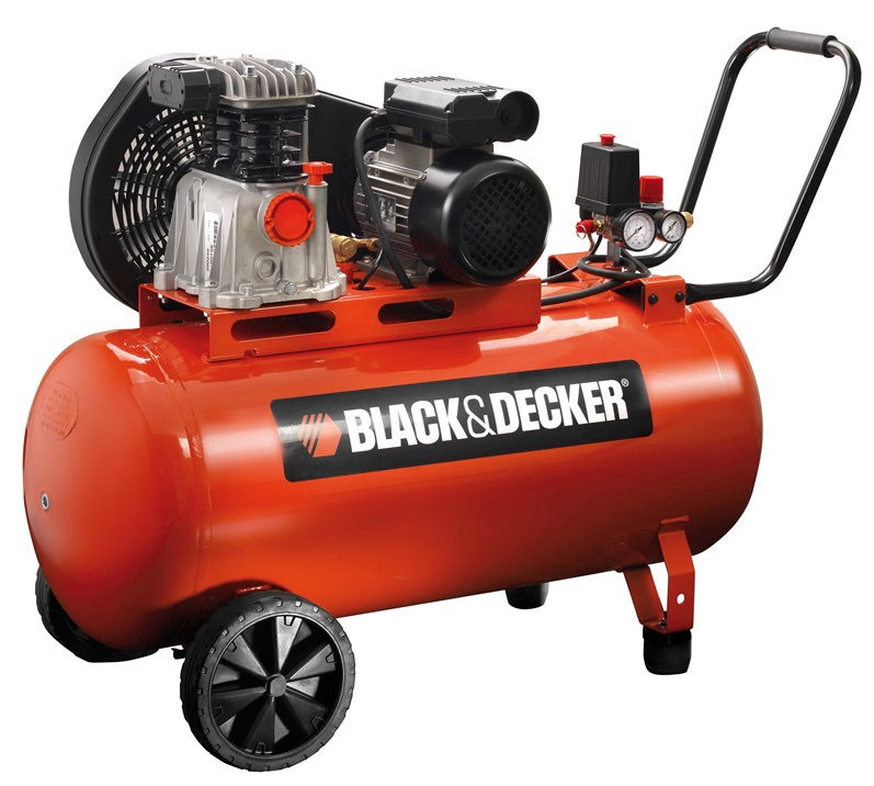 GAISA KOMPRESORS BD 320/100-3M 100L (BLACK&DECKER)