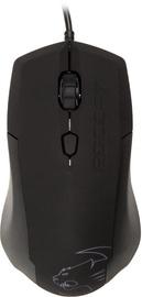 Roccat Lua Optical Gaming Mouse + Kanga Cloth Mouse Pad Black