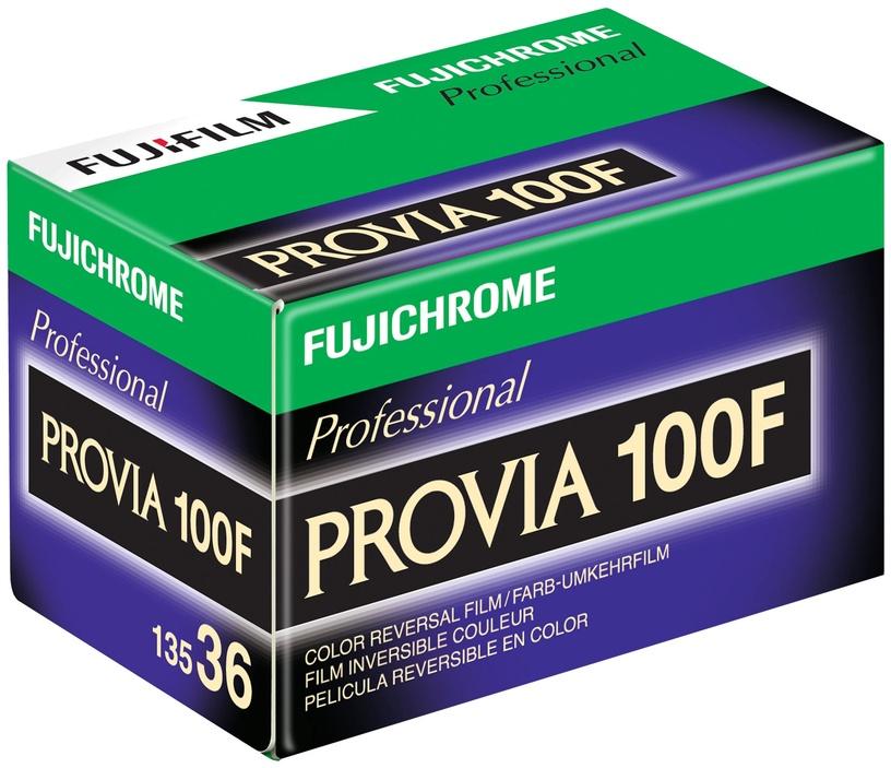 Fujifilm Fujichrome Provia 100F Professional RDP-III Color Transparency 135-36 Film