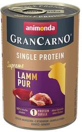 Animonda GranCarno Single Protein Lamb 400g