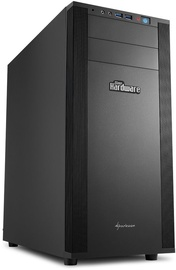 Sharkoon M25 Silent PCGH Edition ATX Mid-Tower