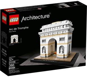 LEGO Architecture Arc de Triomphe 21036