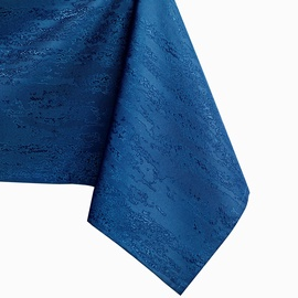 Скатерть AmeliaHome Vesta, синий, 1550 мм x 2200 мм