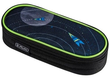 Herlitz Pencil Pouch Oval Cosmoss