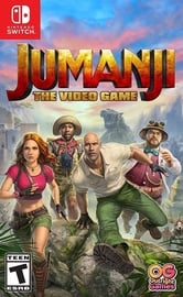Jumanji The Video Game SWITCH
