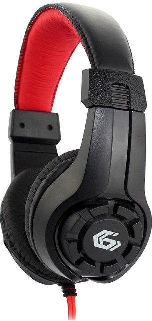 Ausinės Gembird GHS-01 Gaming Over-Ear Headset