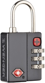 Wenger Travel Sentry Approved 3-Dial Combination Lock