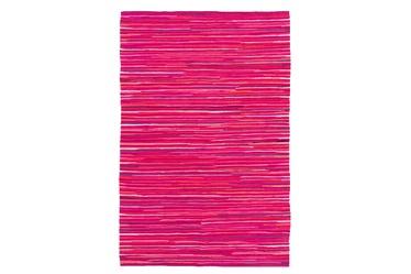 Ковер 4Living Selma 326451, розовый, 200x140 см