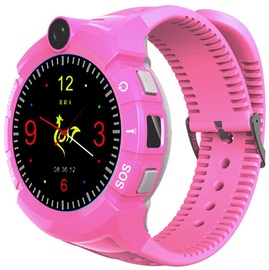 Išmanusis laikrodis ART Watch Phone Kids GPS Pink