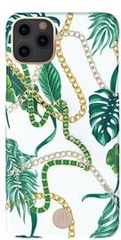 Kingxbar Luxury Series Back Case With Swarovski For Apple iPhone 11 Pro Max Green