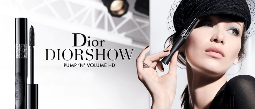 Christian Dior Diorshow Pump N Volume HD Mascara 6g 255