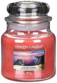 Свеча Yankee Candle Classic Medium Jar Cliffside Sunrise 411g