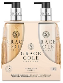 Grace Cole Ginger Hand Care Duo 300ml Orchid, Amber & Incense