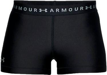 Under Armour Womens HeatGear Armour Shorty 1309618-001 Black M