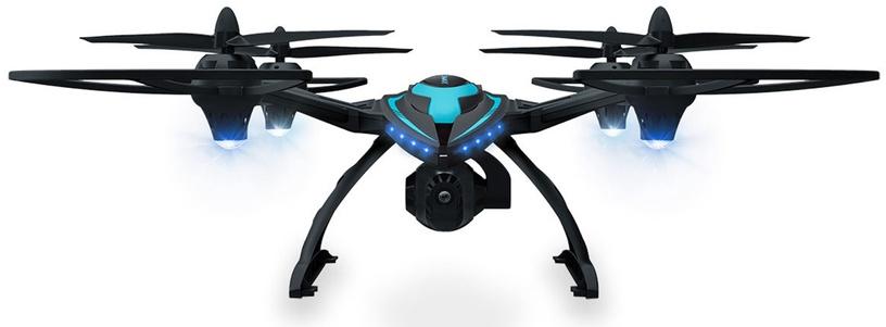 Bezpilota lidaparāts Overmax X-Bee 7.2 FPV Black