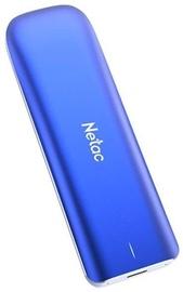 Жесткий диск Netac NT01ZX-250G-32BL, SSD, 250 GB, синий