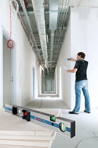 Bosch GLM 80 Laser Measure + R60 Measuring Rail