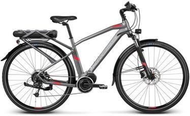 "Электрический велосипед Kross E-Trans Hybrid 3.0, 21"", 28″"