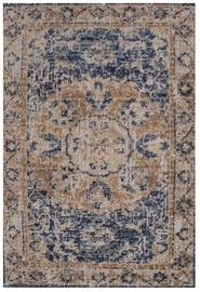 Ковер Evelekt Mersa 4, синий, 90x57 см