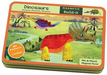 Mudpuppy Dinosaurs Magnetic Design Set